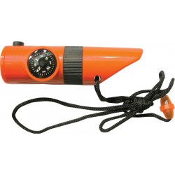 6 in 1 Survival Whistle
