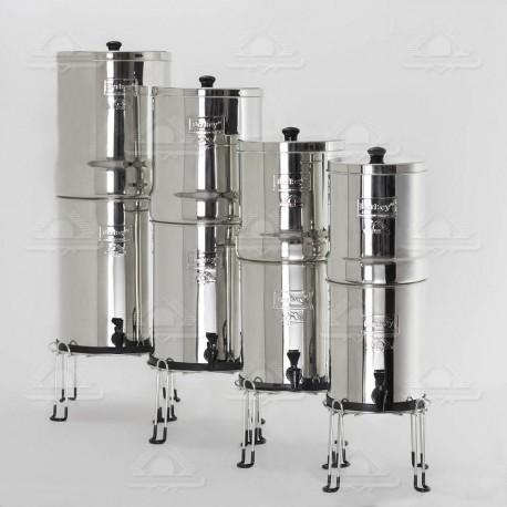 Berkey Base™ (Xlarge Stainless Systems)