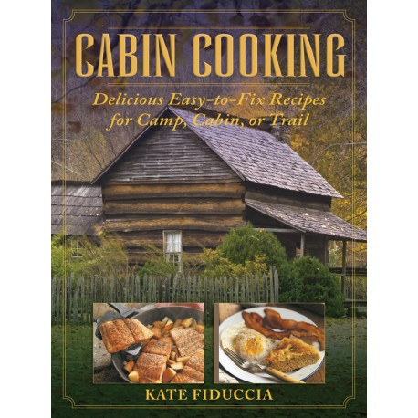 Book- Cabin Cooking