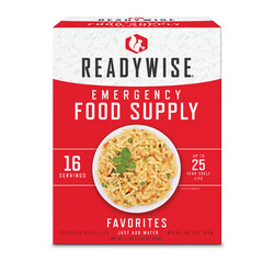16 Serving Emergency Food Supply - Favorites Box