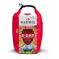 2 Day Adventure Kit with Dry Bag (2000 Calories)